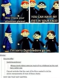 Harry Potter puppet pals weren't really my childhood, but I still know that they're legit Harry Potter Love, Harry Potter Fandom, Harry Potter Universal, Harry Potter Memes, James Potter, Potter Facts, Avpm, Superwholock, Ravenclaw