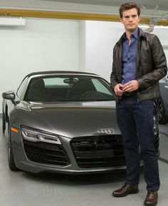 What's sexier, the car or the man?