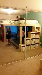 "Результат пошуку зображень за запитом ""best way to make stairs for bunk beds"""