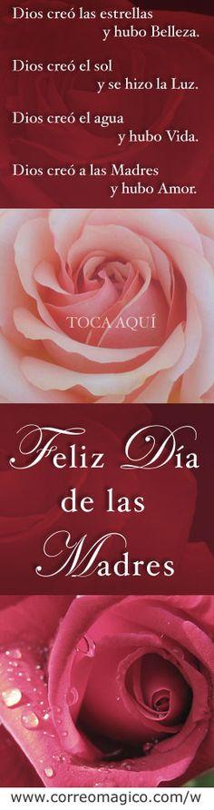 Tarjetas de Día de las Madres para saludar desde tu celular o tablet