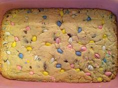 Easter mini egg cookie recipe