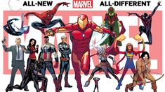 all new all different marvel - Pesquisa Google