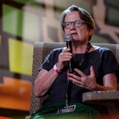 Agnieszka Holland - Reżyser jak rodzic :) http://www.wosp.org.pl/przystanek_woodstock/aktualnosci/rezyser_jak_rodzic