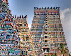 スリランガム寺院 (インド)