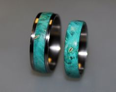 Hey, I found this really awesome Etsy listing at https://www.etsy.com/listing/211804522/wedding-ring-set-his-and-hers-wedding