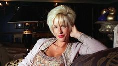 April 24: The late Paula Yates, the ex-wife of Bob Geldof and girlfriend of Michael Hutchence was born on this day in 1960