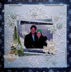 Layout: Untitled Snowy Layout