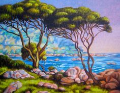 """Check out this @Behance project: """"Beachscape paintings"""" https://www.behance.net/gallery/14399485/Beachscape-paintings"""
