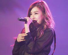 141111 TTS Tiffany @ Samsung's Last Passion Talk Event #TTS #SNSD