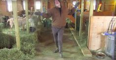 This Farmer's Viral Barn Dance Is Exactly What America Needs Right Now