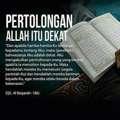 Hadith Quotes, Muslim Quotes, Quran Quotes, Tafsir Al Quran, Doa Islam, Islamic Dua, Quotes Indonesia, Self Reminder, Personality Types