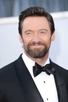 Oscar 2013 Red Carpet Gallery: Hugh Jackman nominated (and won) for his performance in Les Miserables