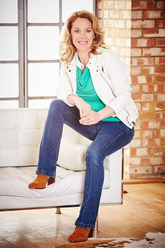 Sarah Beeny reveals the secret to her success Positive People, Positive Things, Sarah B, Woman Crush, The Secret, Interview, Success, Things Happen, Celebrities