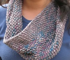 Ravelry: Project Gallery for Trio Moebius Scarf pattern by Diane Martini, Brooks Farm Yarns