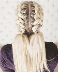 Two braids are better than one!