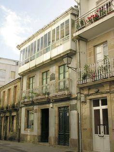 Casa de Castelao Rianxo Galicia