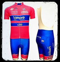 12e6e6599 Tour de France Team Lampre Bib Set - SGD 75. Bike Roger