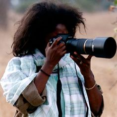 CH Zambia: Photo Safari with Pentax - We brought 24 guests on Safari in Zambia and they got to test the new K-30 DSLR