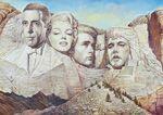 Puzzle 1500 el. RENATO CASARO Góra Hollywood