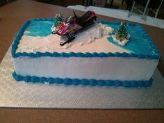fans de ski doo Skiing, Creations, Cake, Desserts, Food, Ski, Pie Cake, Meal, Cakes