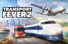 Transport Fever 2 Trainer The classic transport simulation genre has a new gold standard with Transport Fever Discover a whole new world by navigating transport routes through Gta V 5, San Andreas, Linux, Volvo, Trains, Channel, Construction Tools, Dvd, Free Games