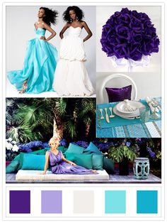 dresses: leanne marshall; flowers: the brides bouquet; table: zara home; daybed: alberta ferretti in vogue