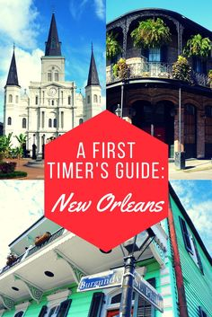 Discover top tourist attractions in New Orleans! From steamboat rides to the French Quarter to live jazz, New Orleans has it all!: