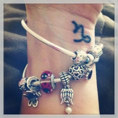 Cute Capricorn Tattoos For Girls 20  girly capricorn tattoos