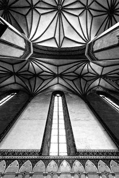CATHEDRAL - Wnętrze Katedry we Fromborku w Polska