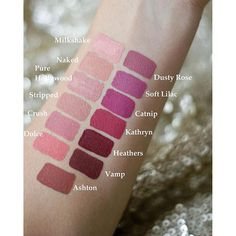 ... | Liquid lipstick, Anastasia beverly hills and Abh liquid lipstick