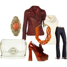 Designer Clothes, Shoes & Bags for Women Rust, Woods, Style Me, Shades, Shoe Bag, Polyvore, Stuff To Buy, Shopping, Collection