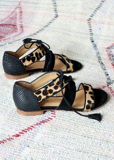 Sézane - Sandales Ulysses Shoes Fashion