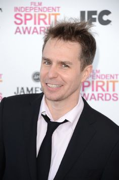 Sam Rockwell -Conviction -Moon -Frost/Nixon -Matchstick Men -The Green Mile -Hitchhiker's Guide to the Galaxy