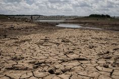 Zimbabwe has suffered $1.6 billion in damage from its 2016 drought. This is approximately 12% of their GDP, and beats the $200 million cost (2003 USD) of a February 2003 flood for most expensive disaster in their history. Zimbabwe's President Robert Mugabe on February 5, 2016 declared a 'state of disaster' in many rural areas hit by a severe drought, with more than a quarter of the population facing food shortages. This photo taken on February 7, 2016 shows the fast-drying catchment area...