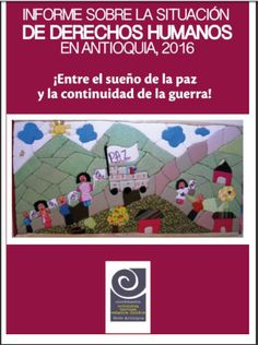 Situación de Derechos Humanos en Antioquia 2016 – CCEEU