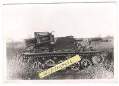 Pz.Kpfw. I Ausf. B with Wurfrahmen 40 (of Pz.Pi.Btl. 79 (4. Pz.Div.), Russia 1941 though.