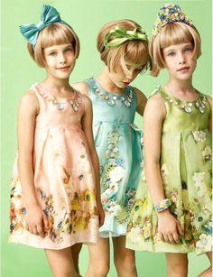 @mimisolclothing Spring 2014, Flowers collection.  #flowers #mimisol #springsummer2014 #SS14 #children #kids #childrenwear #kidswear #girls