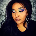 mi make up de ayer despues de 19 hs ❤ #fullcolormakeup #makeup #mua