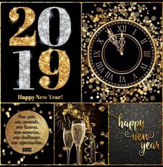 Happy New Year 2019 : QUOTATION - Image : Quotes Of the day - Description Happy Nwe Year 2019 Sharing is Caring - Don't forget to share this quote Happy New Year Images, Happy New Year Quotes, Happy New Year Wishes, Happy New Year Greetings, Quotes About New Year, Happy New Year 2019, Happy Year, Christmas Quotes, Christmas And New Year