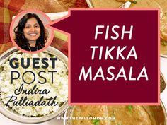 Fish Tikka Masala - Guest Post by Indira Pulliadath ~ The Paleo Mom Small Food Processor, Food Processor Recipes, Entree Recipes, Paleo Recipes, Dinner Recipes, Paleo Mom, Paleo Diet, Keto, Ground Turmeric