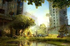 Nature should always win. by RavenseyeTravisLacey.deviantart.com on @deviantART