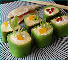 Twinkie Sushi, the guide!