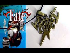 Fate Logo Anime Necklace Bronze: http://youtu.be/xIbhW1L75P4