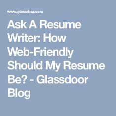 What Does Objective Mean On A Resume This Is The Only Résumé Objective Advice You Need To Get Hired .