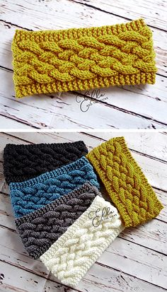 Amazing Knitting provides a directory of free knitting patterns, tips, and tricks for knitters. Baby Boy Knitting Patterns, Knitting Stitches, Knit Patterns, Free Knitting, Baby Knitting, Knitting Projects, Crochet Projects, Knitted Headband Free Pattern, Knitting Accessories