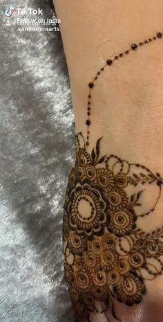 Wedding Henna Designs, Modern Henna Designs, Latest Arabic Mehndi Designs, Henna Designs Feet, Floral Henna Designs, Stylish Mehndi Designs, Mehndi Designs 2018, Mehndi Designs For Fingers, Simple Mehndi Designs