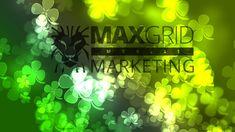 MaxGrid wallpaper for St Patricks event 2018 St Patrick, Social Media, Wallpaper, Wallpapers, Social Networks, Social Media Tips