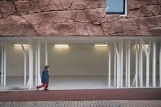 D'Houndt + Bajart : Le Roc - ArchiDesignClub by MUUUZ - Architecture & Design