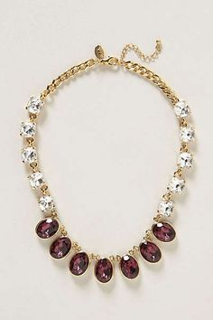 Anthropologie Cetera Necklace