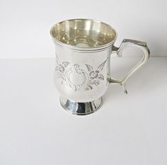 Hey, I found this really awesome Etsy listing at https://www.etsy.com/listing/249268069/vintage-boxed-silver-plated-tankard